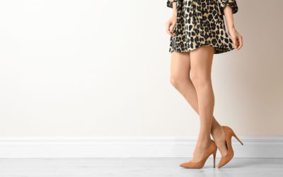 What High Heels Can Do to Your Feet